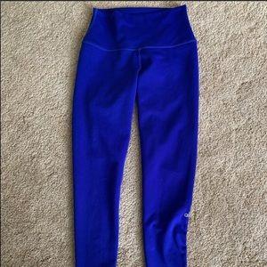 Alo 7/8 legging Sapphire Blue